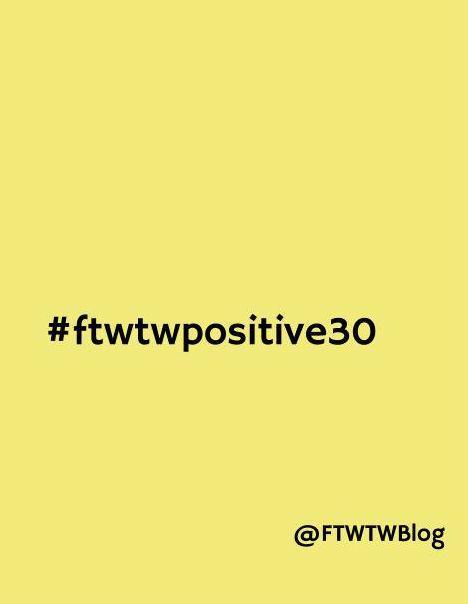 Positive 30 Pinterest